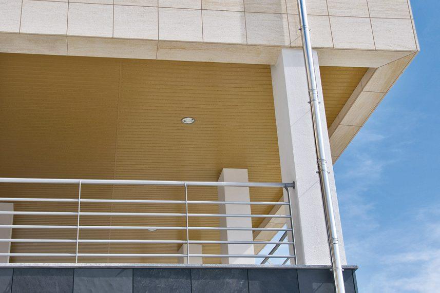 Rev tement de plafond ext rieur - Revetement de facade exterieur ...